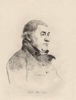 Allan Cooper, by William Daniell, after  George Dance - NPG D12192