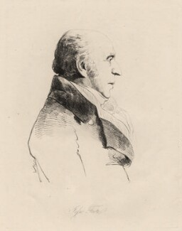 Jesse Foot, by William Daniell, after  George Dance - NPG D12195
