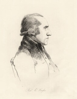 Henry Hughes, by William Daniell, after  George Dance - NPG D12203