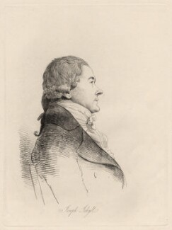 Joseph Jekyll, by William Daniell, after  George Dance - NPG D12205