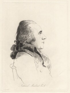 Nathaniel Marchant, by William Daniell, after  George Dance - NPG D12209