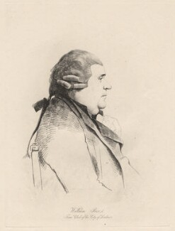 William Rix, by William Daniell, after  George Dance - NPG D12213