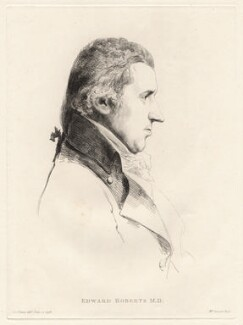 Edward Roberts, by William Daniell, after  George Dance - NPG D12214