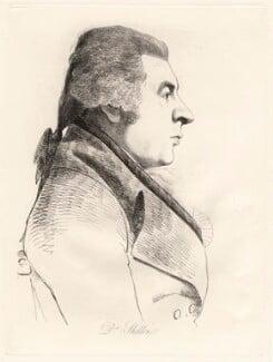 John Sheldon, by William Daniell, after  George Dance - NPG D12216