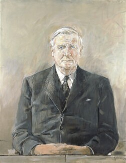 Cecil Harmsworth King, by Graham Vivian Sutherland, 1969 - NPG 6613 - © National Portrait Gallery, London