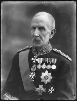 Sir James Gildea, by Bassano Ltd - NPG x78742
