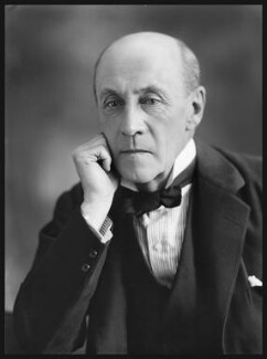 Sir Anthony Hope (Anthony Hope Hawkins), by Bassano Ltd - NPG x18554