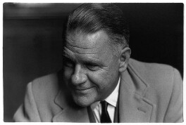 Lawrence George Durrell, by Peter Keen - NPG x125330