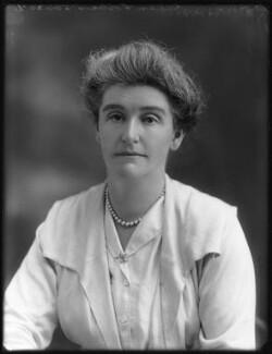 Lady Helen Emily Forbes (née Craven), by Bassano Ltd - NPG x78771