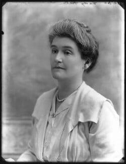 Lady Helen Emily Forbes (née Craven), by Bassano Ltd - NPG x78772