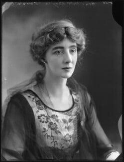 Katherine Isabel Salvin (née Bowlby), Viscountess Trenchard (formerly Boyle), by Bassano Ltd - NPG x78788