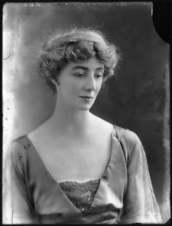 Katherine Isabel Salvin (née Bowlby), Viscountess Trenchard (formerly Boyle), by Bassano Ltd - NPG x78789