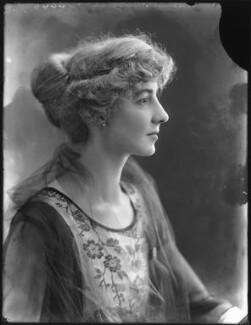 Katherine Isabel Salvin (née Bowlby), Viscountess Trenchard (formerly Boyle), by Bassano Ltd - NPG x78790