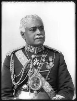 Solomon Dias Bandaranaike, by Bassano Ltd - NPG x74967