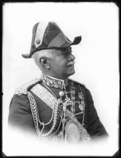 Solomon Dias Bandaranaike, by Bassano Ltd - NPG x74970