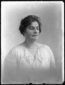 Gwenllian Pascoe (née Morgan), Lady Coventry, by Bassano Ltd - NPG x74983