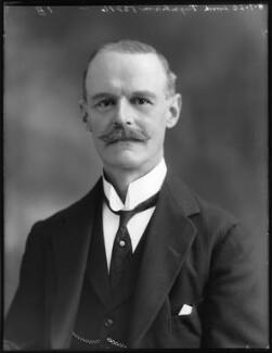 Henry John Philip Sidney Roper-Curzon, 18th Baron Teynham, by Bassano Ltd - NPG x74998