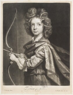 Thomas Gill, by and published by John Smith, after  Thomas Murray, 1694 - NPG  - © National Portrait Gallery, London