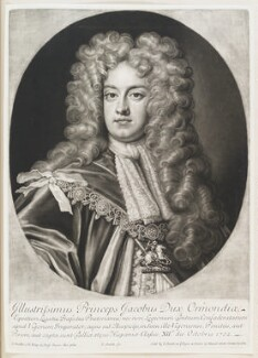 James Butler, 2nd Duke of Ormonde, by and published by John Smith, after  Sir Godfrey Kneller, Bt, 1702 - NPG D11565 - © National Portrait Gallery, London