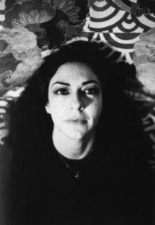 Yolanda Sonnabend, by Johnny Dewe-Mathews - NPG x1460