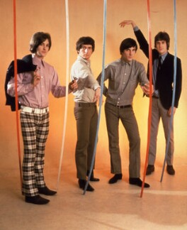 The Kinks, by (Dezider) Dezo Hoffmann, 1966 - NPG x125377 - © Dezo Hoffman / Rex Features