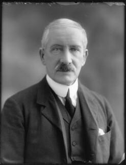 Sir Godfrey Yeatman Lagden, by Bassano Ltd - NPG x75110