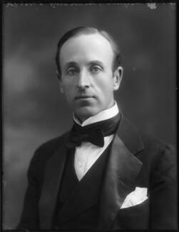 Charles Stewart Henry Vane-Tempest-Stewart, 7th Marquess of Londonderry, by Bassano Ltd - NPG x75125