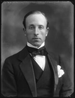 Charles Stewart Henry Vane-Tempest-Stewart, 7th Marquess of Londonderry, by Bassano Ltd - NPG x75126