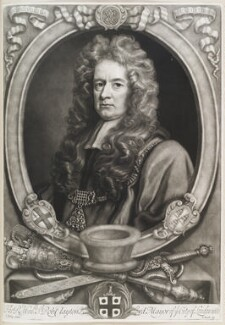 Sir Robert Clayton, by John Smith, after  John Riley, 1707 - NPG  - © National Portrait Gallery, London