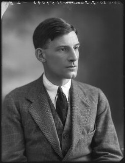 Siegfried Sassoon, by Bassano Ltd - NPG x18942