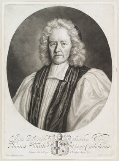 Thomas Smith, by and published by John Smith, after  Timothy Stephenson, 1701 (1701) - NPG D11586 - © National Portrait Gallery, London
