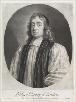 Henry Compton, by Isaac Beckett, published by  John Smith, after  John Riley - NPG D11588