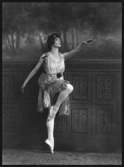 Ninette de Valois, by Bassano Ltd, 25 August 1920 - NPG x18945 - © National Portrait Gallery, London