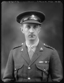 Sir Harold Stansmore Nutting, 2nd Bt, by Bassano Ltd, 27 August 1920 - NPG x75171 - © National Portrait Gallery, London