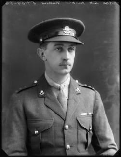 Sir Harold Stansmore Nutting, 2nd Bt, by Bassano Ltd, 27 August 1920 - NPG x75172 - © National Portrait Gallery, London