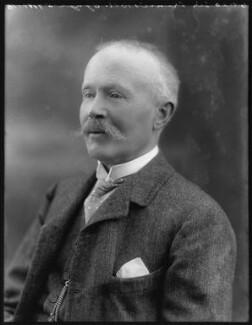 Sir Francis Robert Millington Synge, 6th Bt, by Bassano Ltd - NPG x75190
