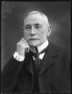 Sir James Campbell, by Bassano Ltd - NPG x120655