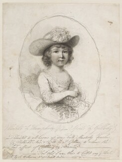 William Lamb, 2nd Viscount Melbourne ('Sketched by Humphrey - spoil'd by Gillray'), by James Gillray, published by  Robert Wilkinson, after  William Humphrey, published 1 November 1781 - NPG  - © National Portrait Gallery, London