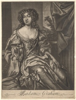 Madam Graham, published by Richard Tompson, after  Sir Peter Lely, 1678-1679 - NPG D13163 - © National Portrait Gallery, London