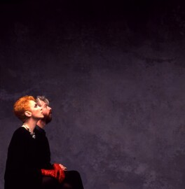Eurythmics (Annie Lennox; David Stewart), by Eric Watson - NPG x87628