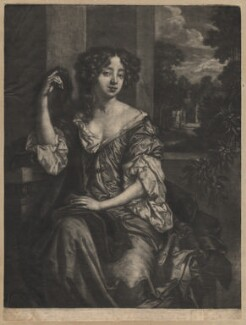 Louise de Kéroualle, Duchess of Portsmouth, by Paul van Somer, after  Sir Peter Lely - NPG D13151