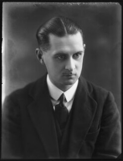Prince George Imeretinsky, by Bassano Ltd - NPG x120725