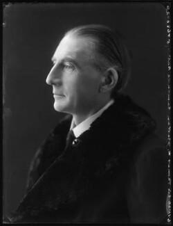Sir Thomas Henry Grattan Esmonde, 11th Bt, by Bassano Ltd - NPG x120741
