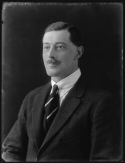 Joseph Pease, 2nd Baron Gainford, by Bassano Ltd - NPG x120757