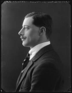 Joseph Pease, 2nd Baron Gainford, by Bassano Ltd - NPG x120758