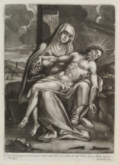Dead Saviour, by Isaac Beckett, published by  John Smith - NPG D11882