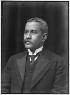 Satyendra Prasanno Sinha, 1st Baron Sinha of Raipur, by Walter Stoneman - NPG x24057