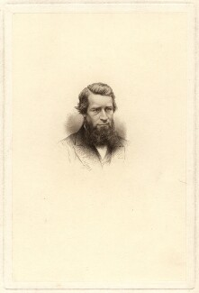 James Hinton, by Charles Henry Jeens - NPG D13181