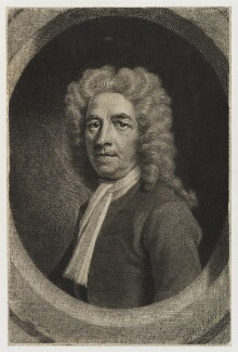 Abel Roper, by George White, after  Hans Hysing - NPG D20320