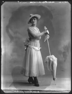 Billie Carleton (née Florence Lenora Stewart), by Bassano Ltd - NPG x101052